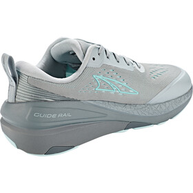Altra Paradigm 5 Zapatillas Running Mujer, gris/Turquesa